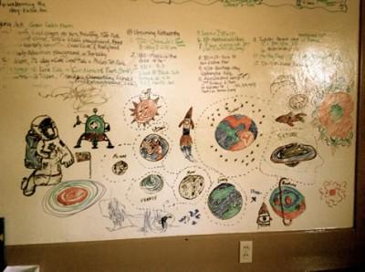 Idea Paint Universe